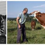 Skvělá farmářova rodinka!