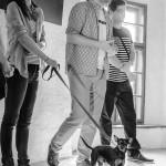 Vernisáž absolventů fotografického kurzu na hradě Sovinci 5  (foto Zita Pirnosová)