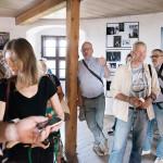 Vernisáž absolventů fotografického kurzu na hradě Sovinci 2  (foto Michal Matoušek)