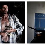 Z víkendových workshopů v přirozeném prostředí domova portrétovaných (3)