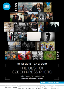 Fotografie Svatopluka Klesnila na výstavě The Best off Czech Press Photo